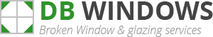 Witney Broken Window Logo