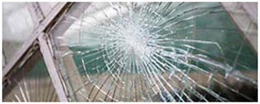 Witney Smashed Glass